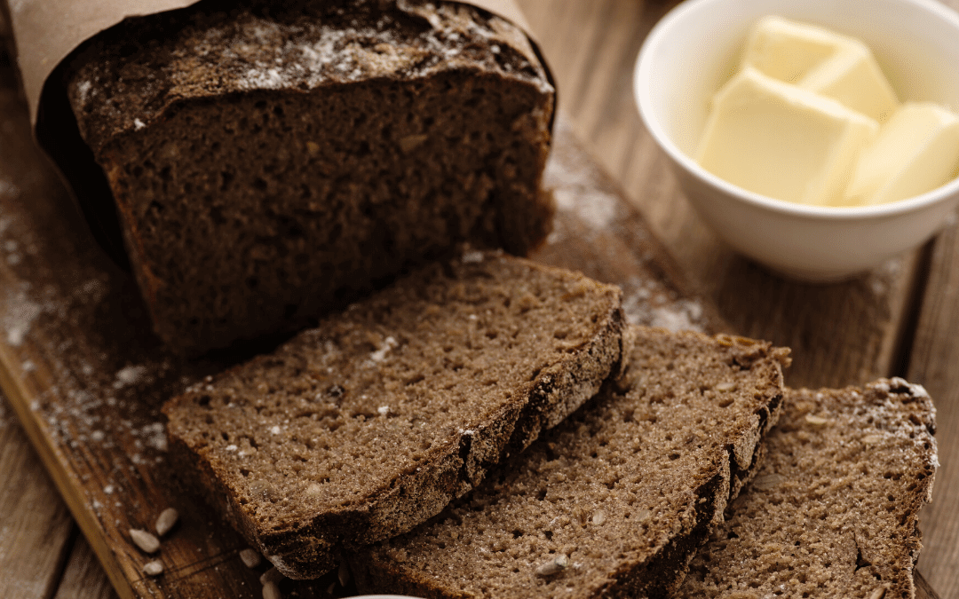 Honey, Walnut and Rye Bread